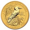 2020 Australia 1/10 oz Gold Kookaburra BU