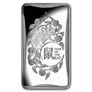2020 Australia 1/2 oz Silver Lunar Year of the Rat Ingot