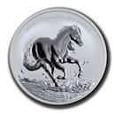 2020 Australia 1 oz Silver Australian Brumby BU