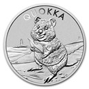 2020 Australia 1 oz Silver Australian Quokka BU
