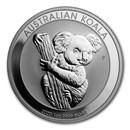 2020 Australia 1 oz Silver Koala BU
