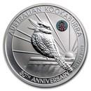 2020 Australia 1 oz Silver Kookaburra (ANDA Melbourne Special)