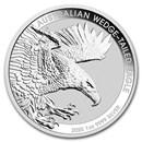 2020 Australia 1 oz Silver Wedge-Tailed Eagle BU