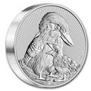 2020 Australia 10 oz Silver Kookaburra BU (Piedfort)