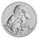 2020 Australia 2 oz Silver Kookaburra BU (Piedfort)
