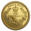 2020 Australia Gold Sovereign Proof