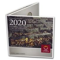 2020 Austria Euro Proof Coin Set