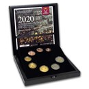 2020 Austria Never Forget Euro Proof Coin Set