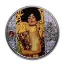2020 Cameroon Silver Gustav Klimt; Judith I