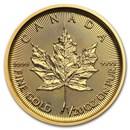 2020 Canada 1/20 oz Gold Maple Leaf BU