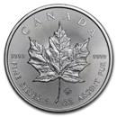 2020 Canada 1 oz Silver Maple Leaf BU