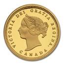 2020 Canada Proof Gold $10 Dominion of Canada