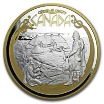 2020 Canada Silver $125 75th Anniversary of UNESCO