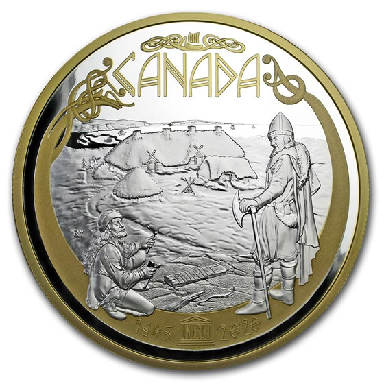 2020 Canada Silver $125 75th Anniversary of UNESCO