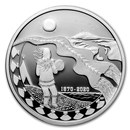 2020 Canada Silver $30 150th Anniv of the NW Territories