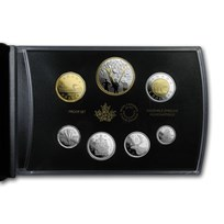 2020 Canada Silver Proof Set: 75th Anniv of V-E Day