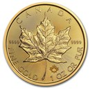 2020 Canadian 1 oz Gold Maple Leaf Coin BU