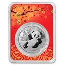 2020 China 30 gram Silver Panda (Chinese New Year, In TEP)