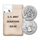 2020-D ATB Quarter American Samoa $25 Mint Sealed Bag