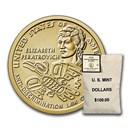 2020-D Native Amer $1 - Peratrovic ($100 Coin Mint Sealed Bag) BU