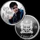 2020 Fiji 1 oz Proof Silver Harry Potter Characters: Harry Potter