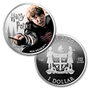 2020 Fiji 1 oz Proof Silver Harry Potter Characters: Ron Weasley