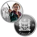 2020 Fiji 1 oz Silver Harry Potter Characters: Hermione Granger