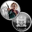 2020 Fiji 1 oz Silver Harry Potter Characters: Hermione Granger