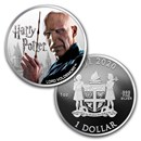 2020 Fiji 1 oz Silver Harry Potter Characters: Lord Voldemort