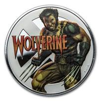 2020 Fiji 1 oz Silver Wolverine Proof