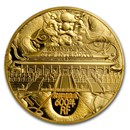 2020 France 1/4 oz Proof Gold UNESCO (The Forbidden City)