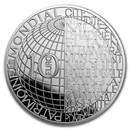 2020 France Silver €10 UNESCO (The Forbidden City)