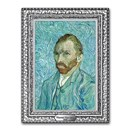 2020 France Silver €250 Van Gogh Self-Portrait