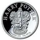 2020 Gibraltar Silver Harry Potter School Crests: Gryffindor