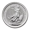 2020 Great Britain 1/10 oz Silver Britannia BU