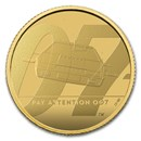 2020 Great Britain 1/4 oz Gold Proof James Bond Coin #2