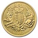 2020 Great Britain 1 oz Gold The Royal Arms BU
