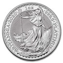 2020 Great Britain 1 oz Platinum Britannia BU