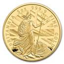2020 Great Britain 5 oz Proof Gold Britannia
