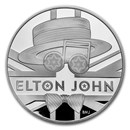 2020 Great Britain 5 oz Proof Silver Music Legends: Elton John