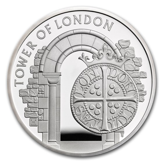 2020 Great Britain £5 Silver Proof The Royal Mint