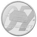 2020 Great Britain James Bond Coin #2 BU (w/Display Card)