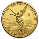 2020 Mexico 1/10 oz Gold Libertad BU