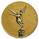2020 Mexico 1/2 oz Reverse Proof Gold Libertad