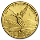 2020 Mexico 1/20 oz Gold Libertad BU