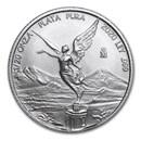 2020 Mexico 1/20 oz Silver Libertad BU