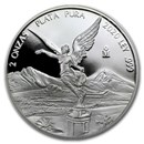 2020 Mexico 2 oz Silver Libertad Proof (In Capsule)