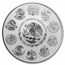 2020 Mexico 2 oz Silver Reverse Proof Libertad