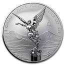 2020 Mexico 5 oz Silver Reverse Proof Libertad