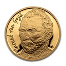 2020 Niue 1/2 oz Gold Proof Famous Artist: Vincent van Gogh